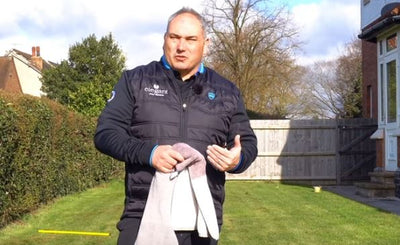 Alistair Davies - Golf Towel Tips