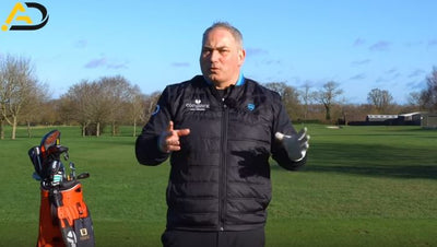 Alistair Davies - Using The Ground During the Golf Swing