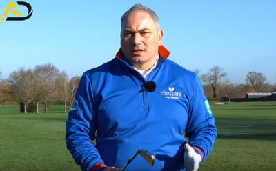 Alistair Davies - Stop Getting Stuck In The Golf Swing