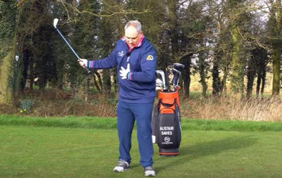 Alistair Davies - How To Control Your Club Face In The Golf Swing