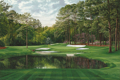 The Beauty of Augusta National's 16th Hole