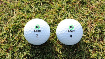 Product Review: Seed Golf Balls