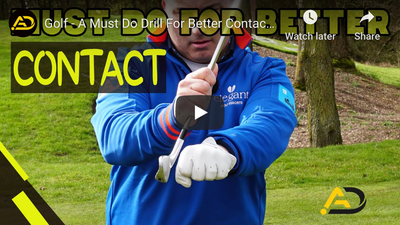 Alistair Davies - A Must Do Drill For Better Contact