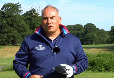 Alistair Davies - Drive The Ball Better Consistently