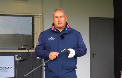 Alistair Davies - Wedge System To Change Trajectory
