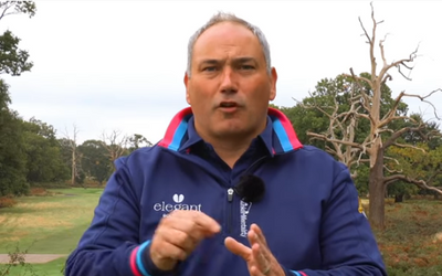 Alistair Davies - How To Compress The Golf Ball