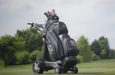 BRAND NEW Stewart Golf Q Follow Golf Trolley