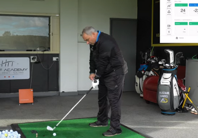 Alistair Davies - The Wrists In The Golf Swing