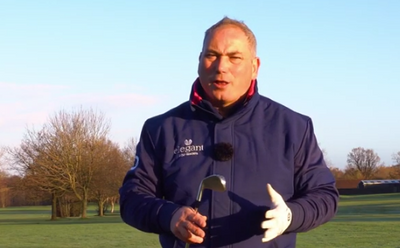 Alistair Davies - Simple Golf Drill That Produces Amazing Results