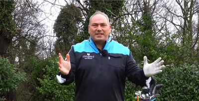 Alistair Davies - Easiest Golf Swing For Seniors