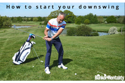Nick's Tip: Start Your Downswing