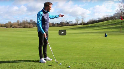 Bunker Olly Drill: Chip closer and hole putts