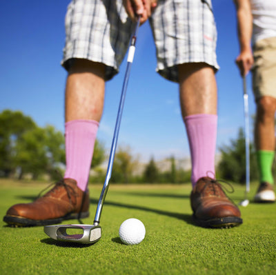 The Nonsense of the Golfing Sock