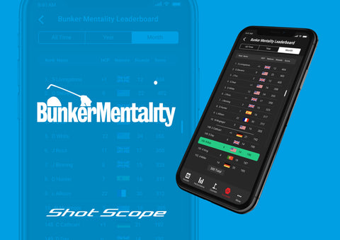 Shotscope and Bunker Mentality Partnership