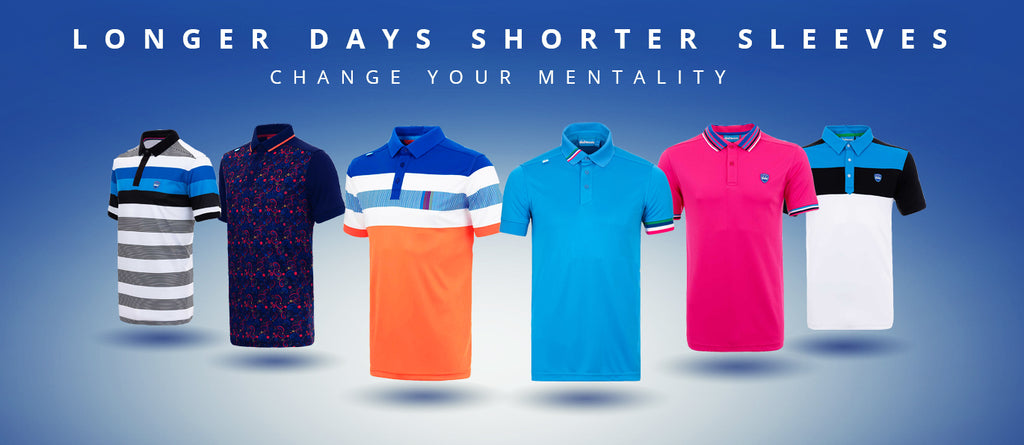 Bunker Mentality Colour Polo Shirts Bright