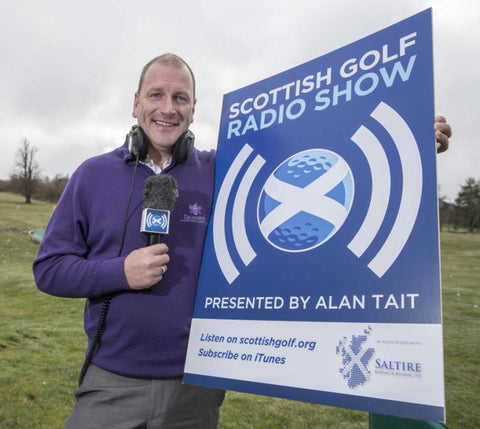 Alan Tait - Scottish Golf Radio Show