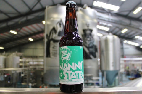Bewdog Nanny State Alcohol Free Beer