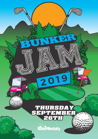 Bunker Mentality Golf Events 2019 - Bunker Jam