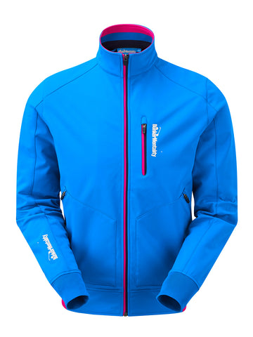 Bunker Mentality Kuba Wind Golf Jacket - Bunker Blue