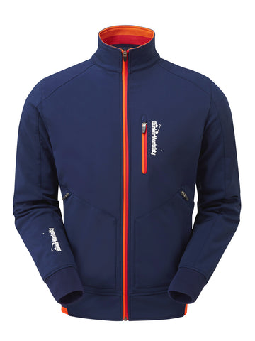 Bunker Mentality Kuba Wind Golf Jacket - Navy