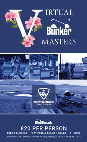 Bunker Mentality Golf Events 2019 - Virtual masters