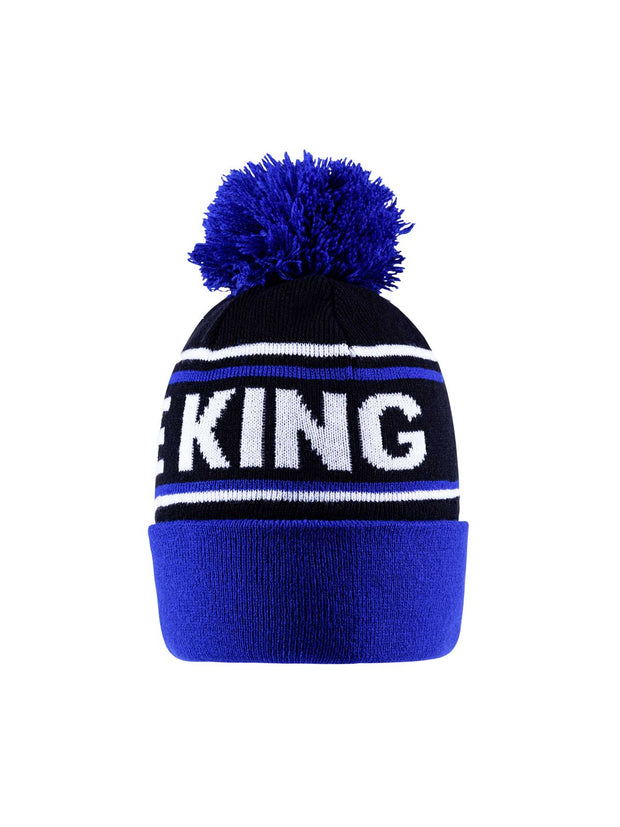 Birdie King Bobble Hat - Black