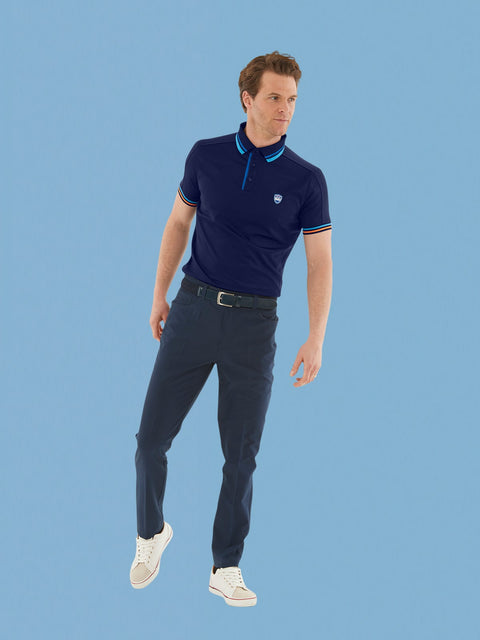 Cmax Events Golf Polo Shirt - Navy