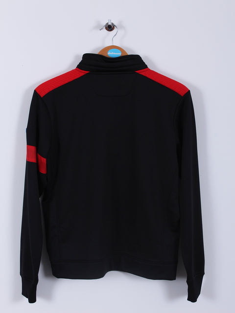 Aalto Quarter Zip (Sample) - Red/Black - Medium