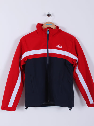 Bunker Rain Jacket (Sample) - Red - Mulitple Sizes