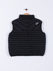 Bunker Quilted Gilet (Sample) - Black - Multiple Sizes