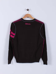 Bunker Crest Sweater (Sample) - Brown/Pink - Multiple Sizes