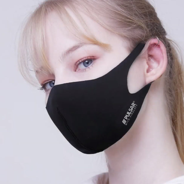 Pulsar Viraloff Face Mask - Black