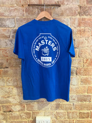 Masters T Shirt (Limited Edition) - Bunker Blue