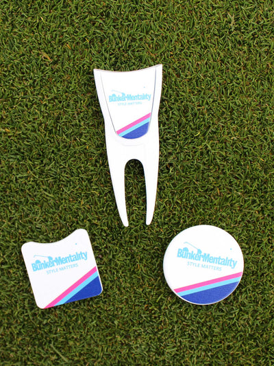 Bunker Mentality Golf Accessory Gift Set
