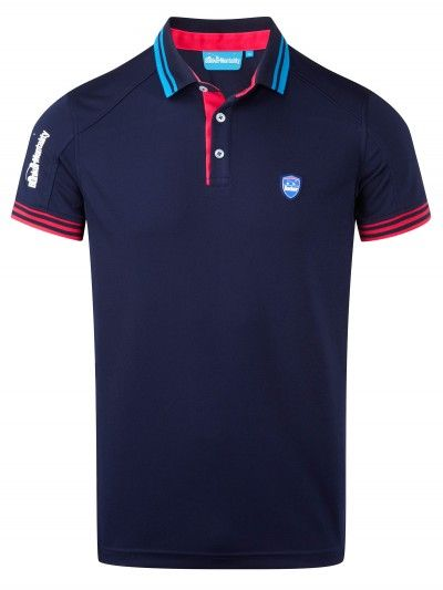 CMAX Events Polyester Polo Shirt - Navy - Large (sample)