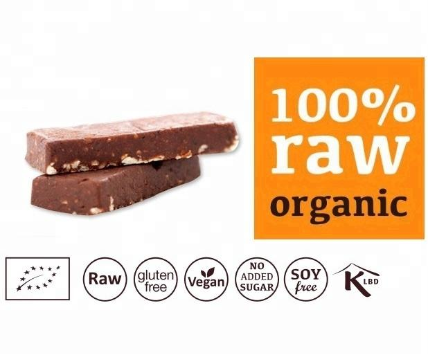 Raw Energy Bar With Mulberry And Vanilla Vegan And Gluten Free Certified Organic Reach Multiplier