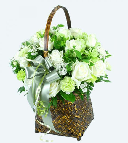 Go Green Basket