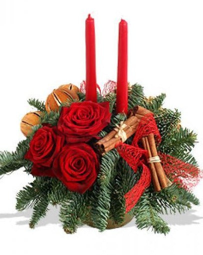 Jingle Bell Rock Centerpiece