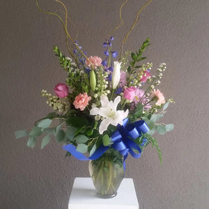 Garden of Inspiration Vase Arrangement