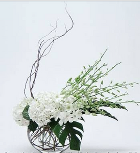 Trendy White Blooms