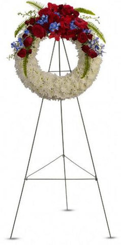 Duty and Honor Wreath