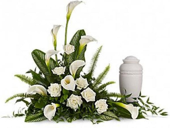 Graceful Lilies Arrangement