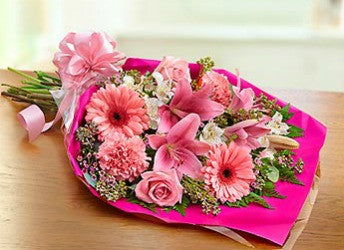 Loving Pink Bouquet