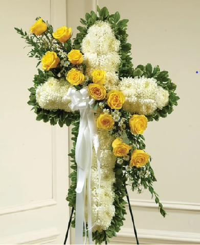 Faithful Yellow Cross