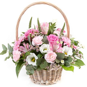 Sweet Treasures Table Basket