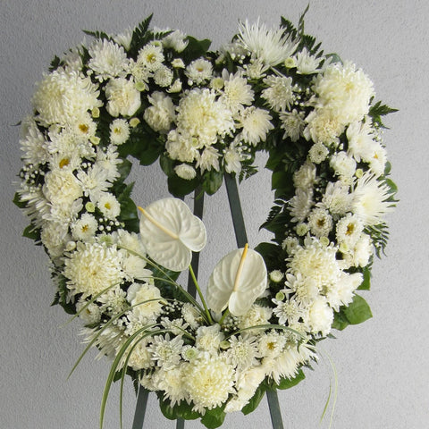 Tranquil Heart Wreath