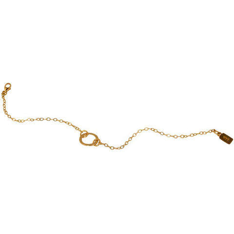 Gold Fill Endless Summer Bracelet