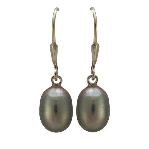 Light Grey Pearl Drops