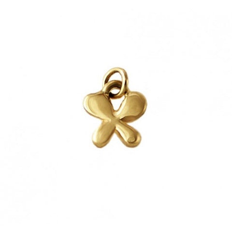 14kt Gold Butterfly Charm