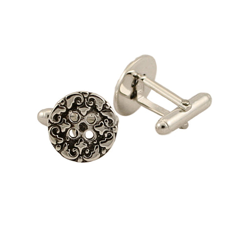 Victorian Button Cufflinks